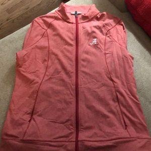 Women's full zip jacket- Univ. of Alabama